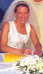 Gwynne murphy wedding