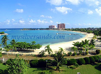 the ocho rios bay