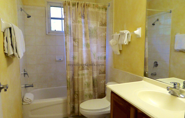 Bedrooms And Bathrooms Of Baywatch Villa Runaway Bay Jamaica