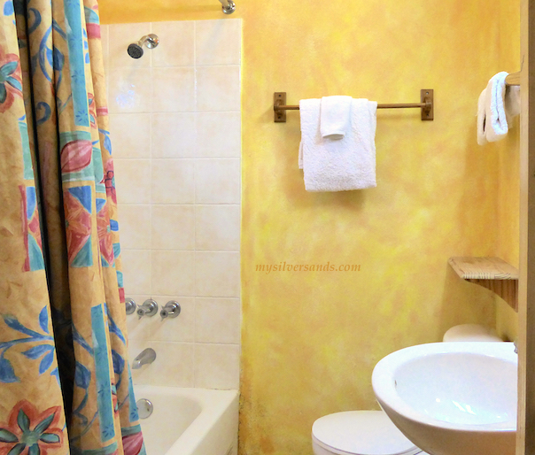 Bedrooms And Bathrooms Of Baywatch Villa, Runaway Bay Jamaica