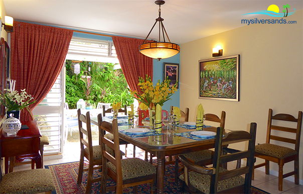 Primrose Path Dining Room