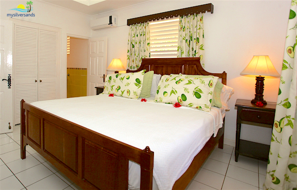 More Photos Of The Bedrooms And Bathrooms At Sea Spray Villa
