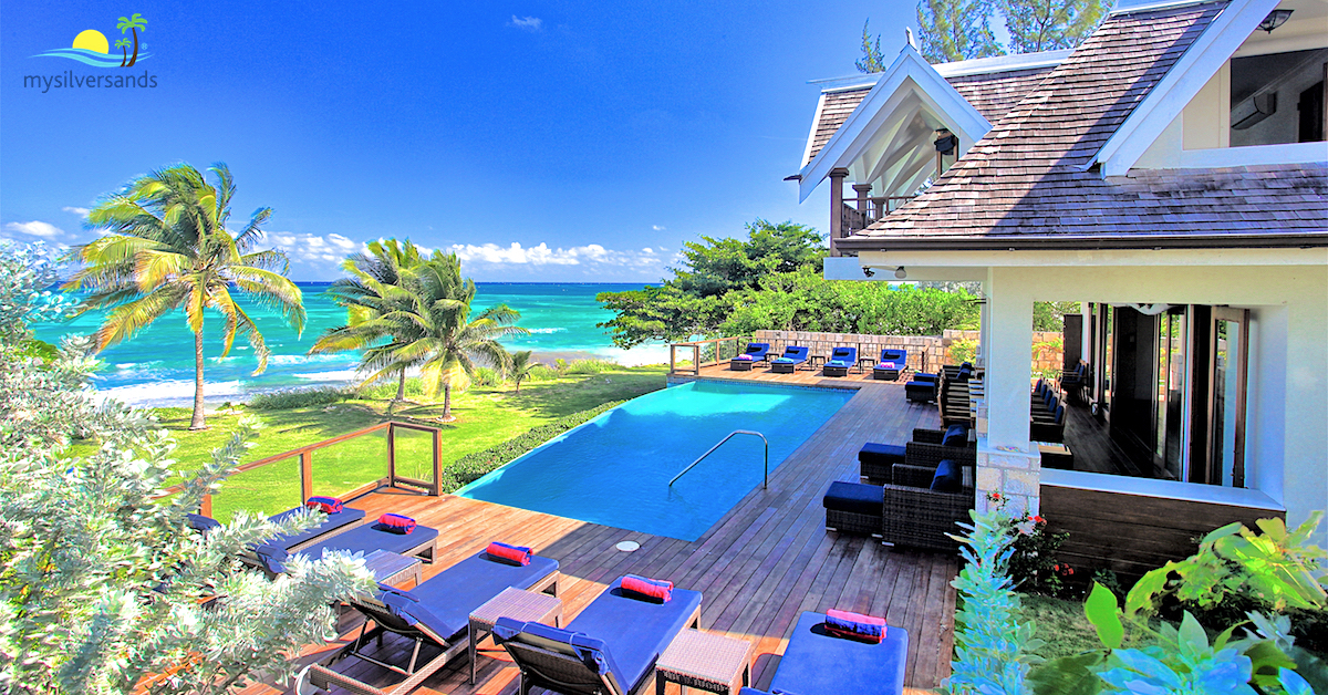 Silver Sands Jamaica Vacation Rentals Villas And Cottages By The Sea