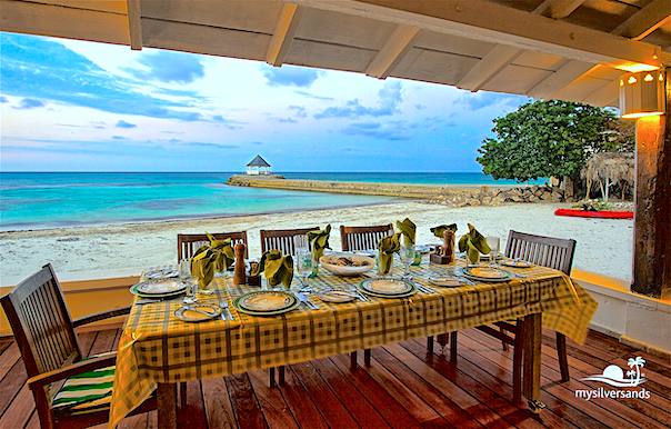 Rum Jetty Silver Sands Jamaica