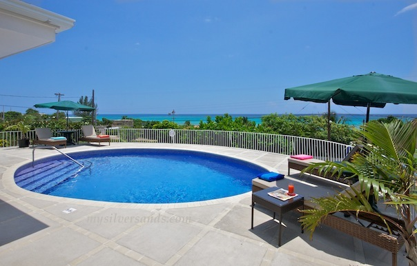 lilikoi wiht pool at silver sands villas jamaica