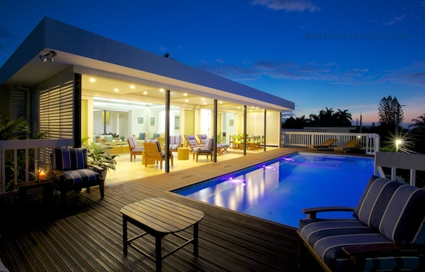 moonshine villa with private pool at silver sands jamaica