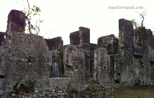 Visit The Ruins Of Stewart Castle In Trelawny Near Silver