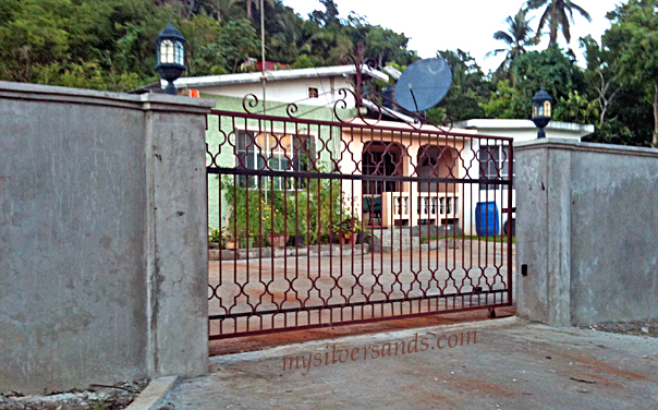 Usain Bolt family home Jamaica