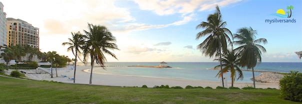 Beach And View Of Palmyra