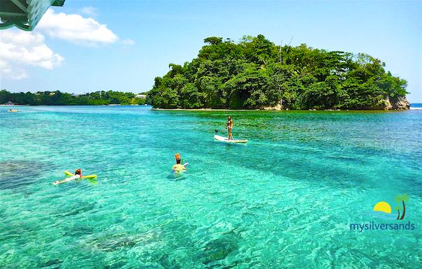 San And Monkey Island
