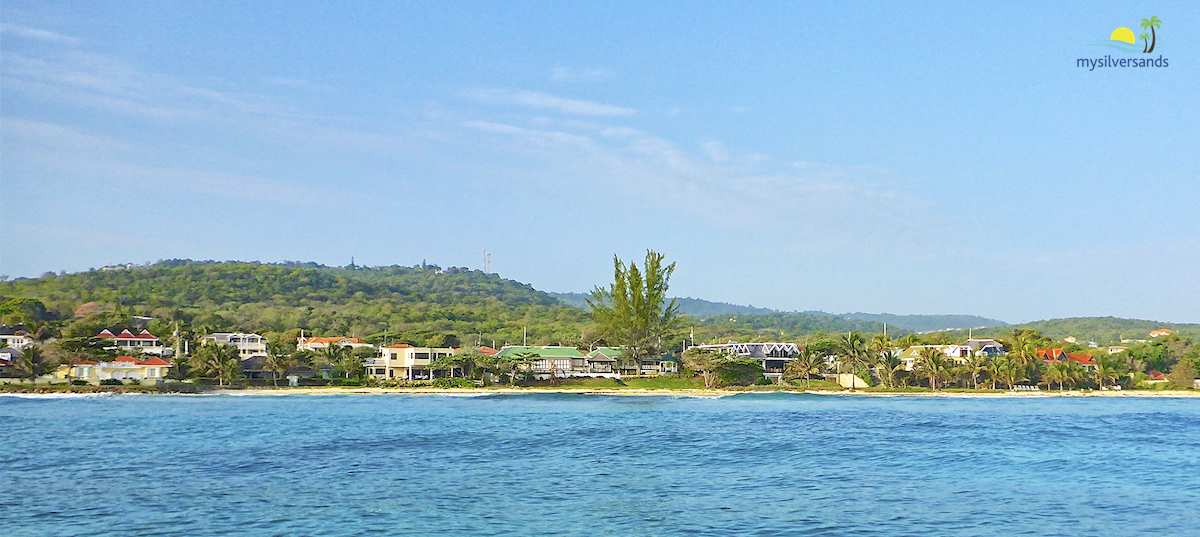 the west beach at silver sands jamaica