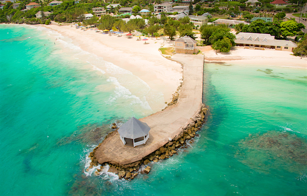 Silver Sands With Gorgeous White Sand Beach And Gazebo On The Jetty Photo Courtesy Of Owner Summertime Villa