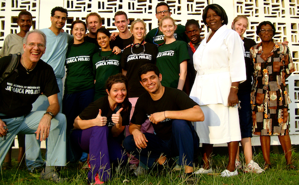 VCU school of dentistry at long pond clinic 2012 jamaica