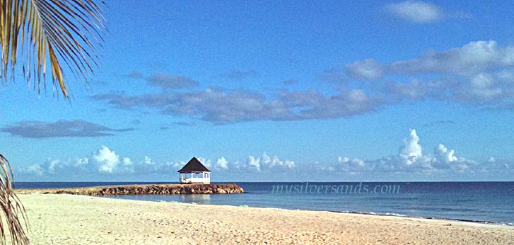 Silver Sands Beach In Jamaica